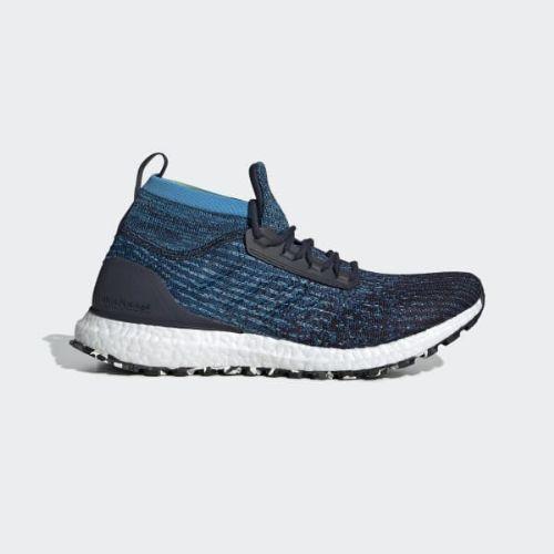 (取寄)アディダス メンズ ウルトラブースト オール テレイン ランニングシューズ adidas Men's Ultraboost All Terrain Shoes Legend Ink / Legend Marine / Shock Cyan