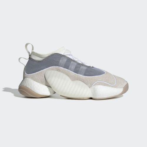 (取寄)アディダス オリジナルス メンズ ブリストル クレイジー BYW LVL 2 シューズ adidas originals Men's Bristol Crazy BYW LVL II Shoes Cloud White / Running White / Collegiate Navy