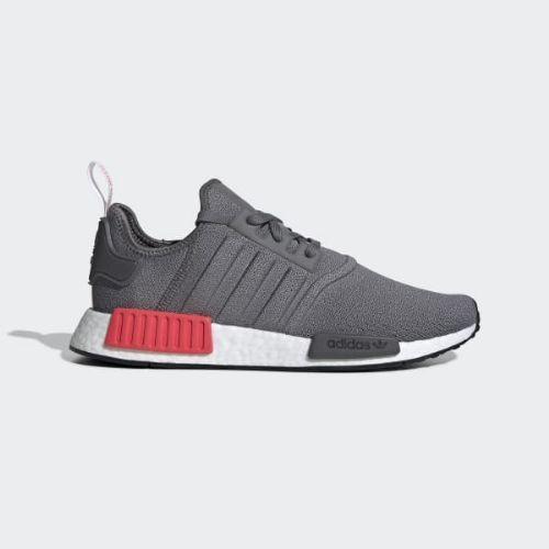 (取寄)アディダス オリジナルス メンズ NMD_R1 シューズ adidas originals Men's NMD_R1 Shoes Grey / Grey / Shock Red