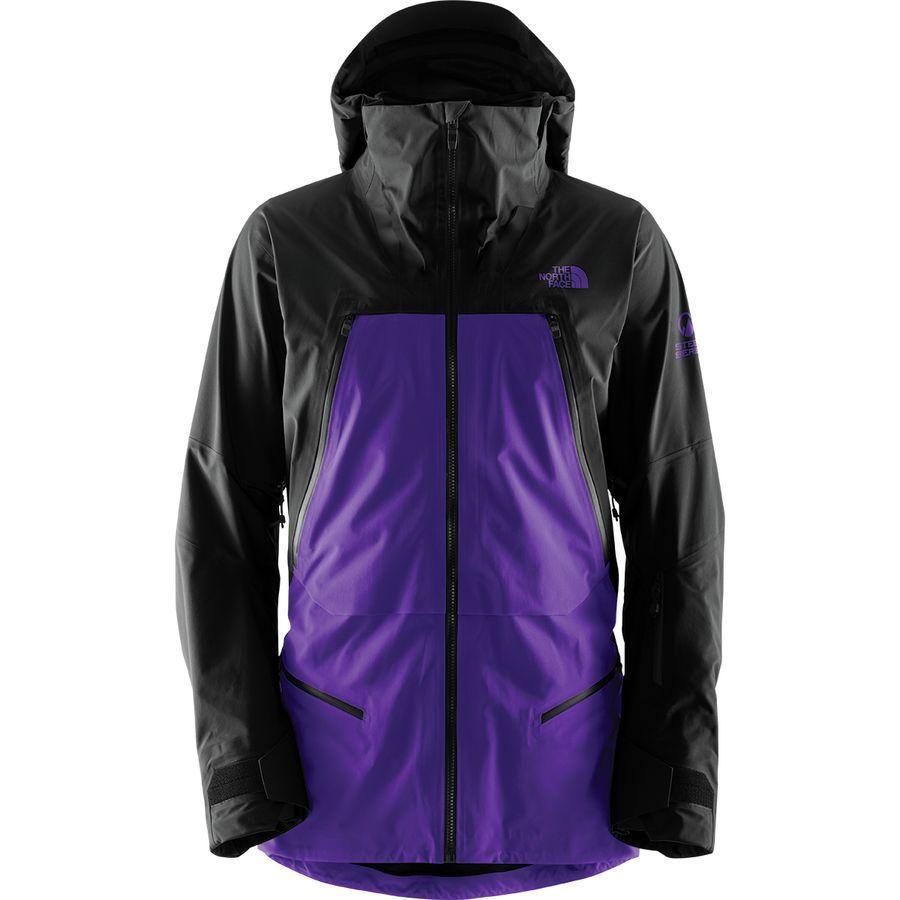 (取寄)ノースフェイス メンズ ピュリスト ジャケット The North Face Men's Purist Jacket Tillandsia Purple/Tnf Black