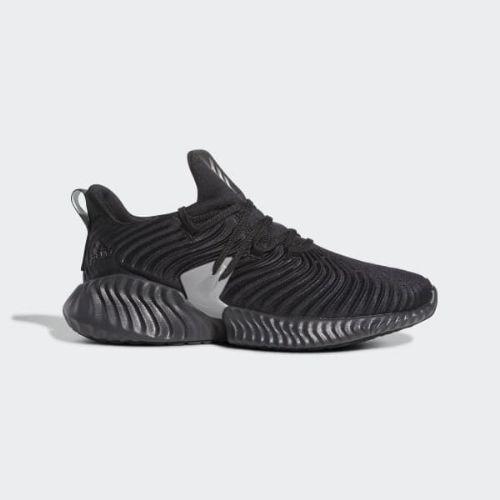 (取寄)アディダス レディース アルファバウンス インスティンクト ランニングシューズ adidas Women Alphabounce Instinct Shoes Core Black / Silver Metallic / Carbon