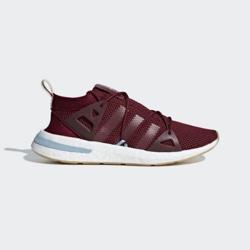 (取寄)アディダス オリジナルス レディース アーキン シューズ adidas originals Women Arkyn Shoes Collegiate Burgundy / Collegiate Burgundy / Ash Grey