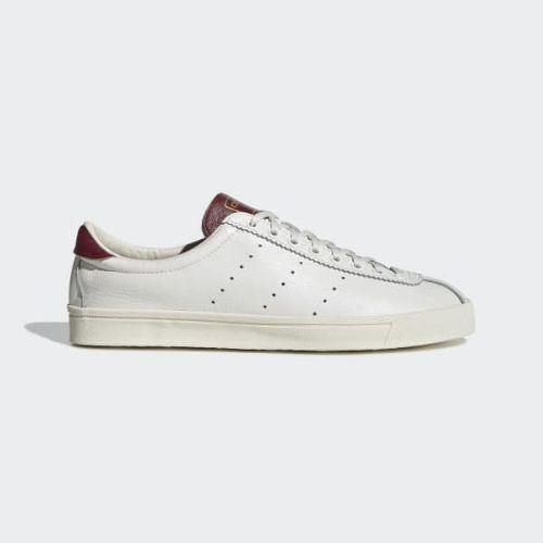 (取寄)アディダス オリジナルス メンズ Lacombe シューズ adidas originals Men's Lacombe Shoes Running White / Collegiate Burgundy / Cream White