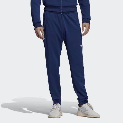 (取寄)アディダス オリジナルス メンズ フレームストライク トラック パンツ adidas originals Men's Flamestrike Track Pants Blue