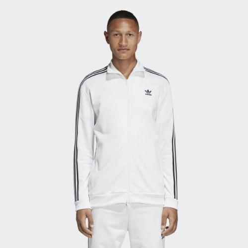 (取寄)アディダス オリジナルス メンズ BB トラック ジャケット adidas originals Men's BB Track Jacket White