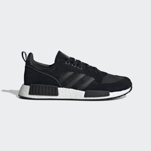 (取寄)アディダス オリジナルス メンズ ボストン SuperxR1 シューズ adidas originals Men's Boston SuperxR1 Shoes Core Black / Utility Black / Solar Red