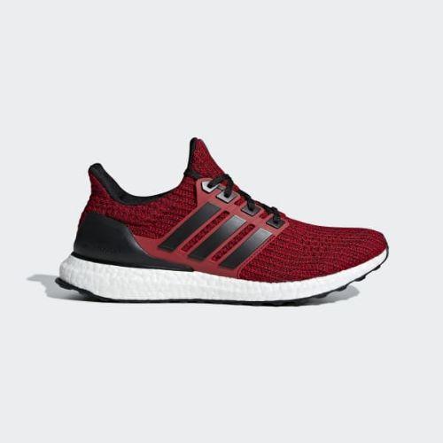 (取寄)アディダス メンズ ウルトラブースト ランニングシューズ adidas Men's Ultraboost Shoes Power Red / Core Black / Cloud White