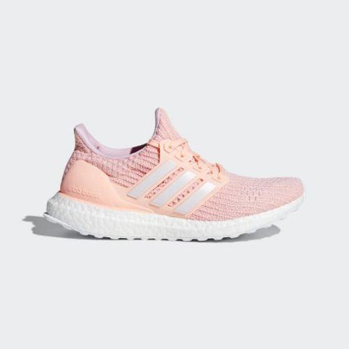 (取寄)アディダス レディース ウルトラブースト ランニングシューズ adidas Women Ultraboost Shoes Clear Orange / Orchid Tint / True Pink