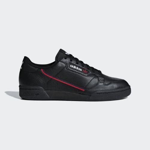 (取寄)アディダス オリジナルス メンズ コンチネンタル 80 シューズ adidas originals Men's Continental 80 Shoes Core Black / Scarlet / Collegiate Navy