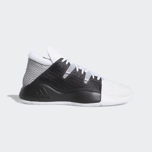 (取寄)アディダス メンズ プロ ビジョン バスケットボールシューズ adidas Men's Pro Vision Shoes Cloud White / Core Black / Cloud White