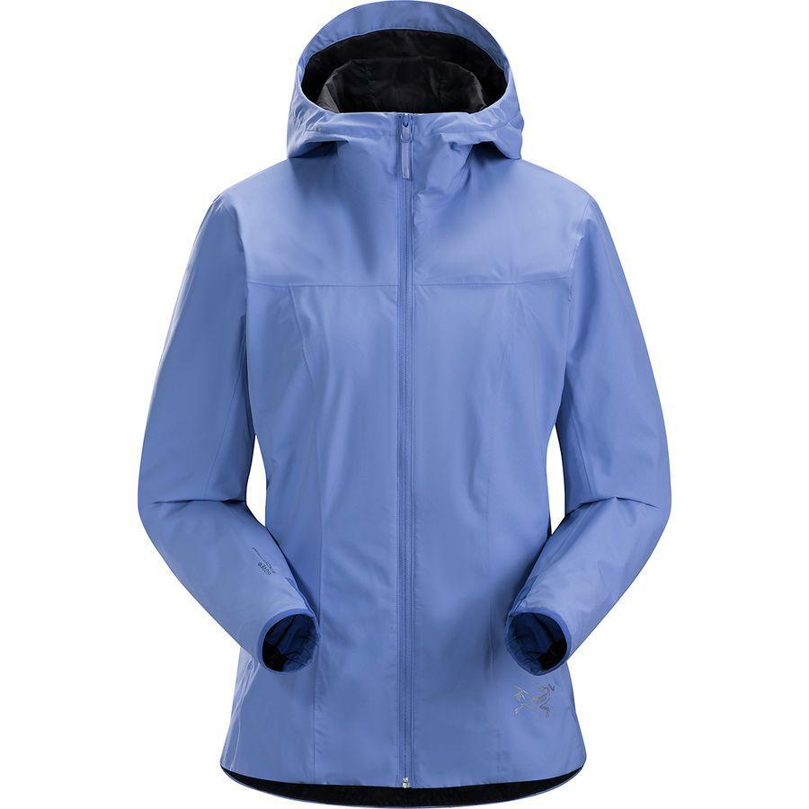 (取寄)アークテリクス レディース ソラノ ジャケット Arc'teryx Women Solano Jacket Cloudburst