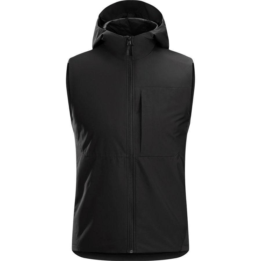 (取寄)アークテリクス メンズ A2B コムプ ベスト Arc'teryx Men's A2B Comp Vest Black