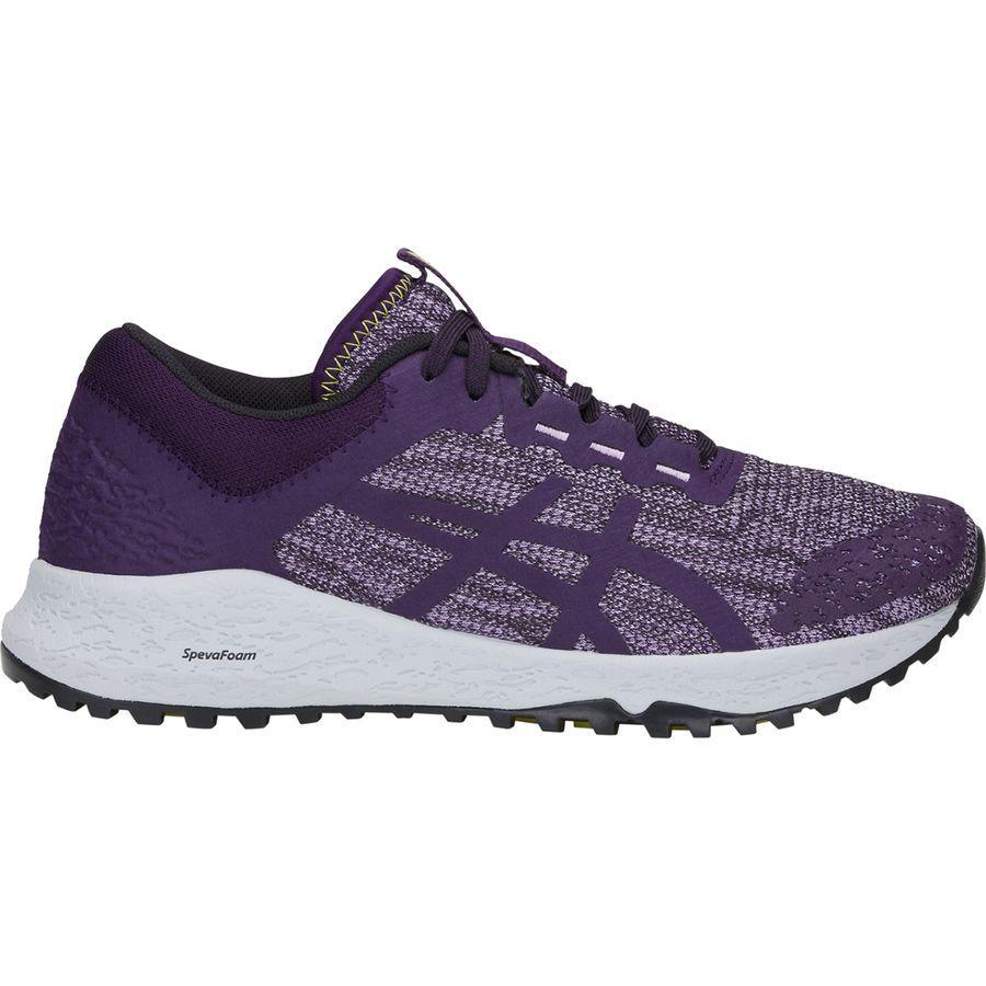 (取寄)アシックス レディース アルパイン XTトレイル ランニングシューズ Asics Women Alpine XT Trail Running Shoe Astral/Night Shade