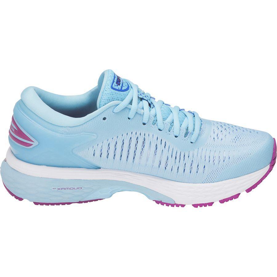 (取寄)アシックス レディース Gel-Kayano25 ランニングシューズ Asics Women Gel-Kayano 25 Running Shoe Skylight/Illusion Blue