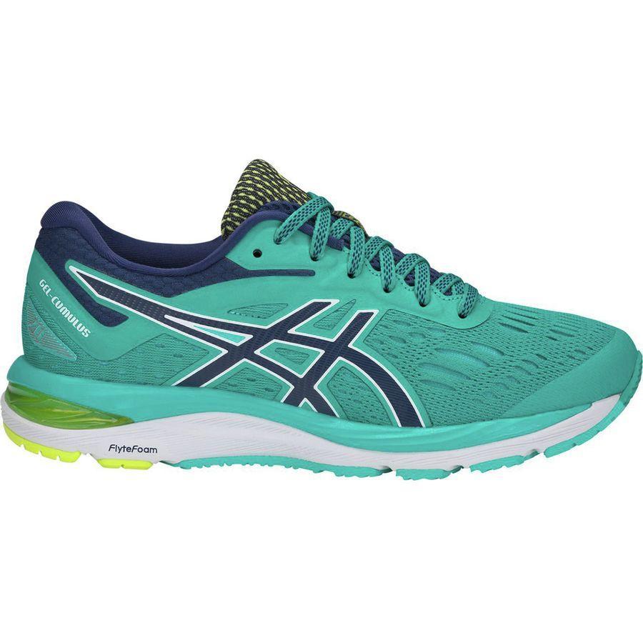 (取寄)アシックス レディース Gel-Cumulus20 ランニングシューズ Asics Women Gel-Cumulus 20 Running Shoe Seaglass/Indigo Blue