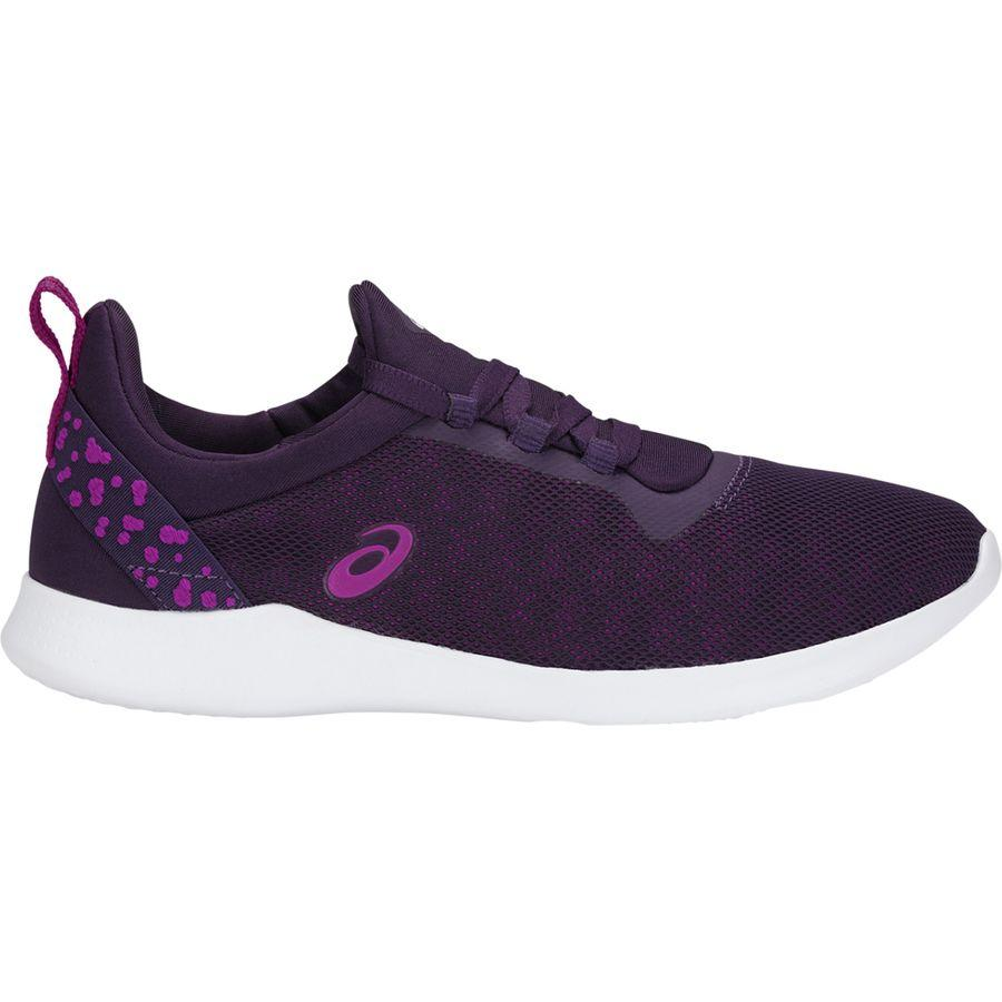 (取寄)アシックス レディース Gel-FitSana4 シューズ Asics Women Gel-Fit Sana 4 Shoe Night Shade/Purple/Spectrum