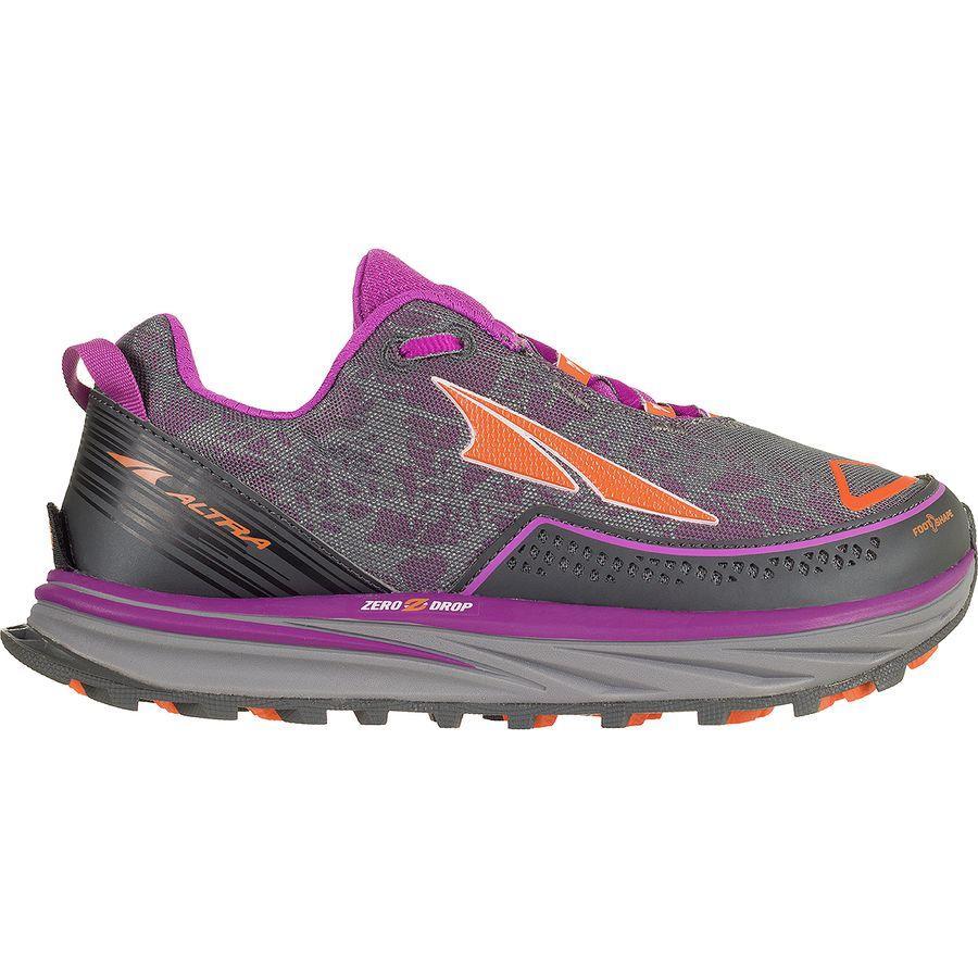 【クーポンで最大2000円OFF】(取寄)アルトラ レディース Timp トレイル ランニングシューズ Altra Women Timp Trail Running Shoe Orchid