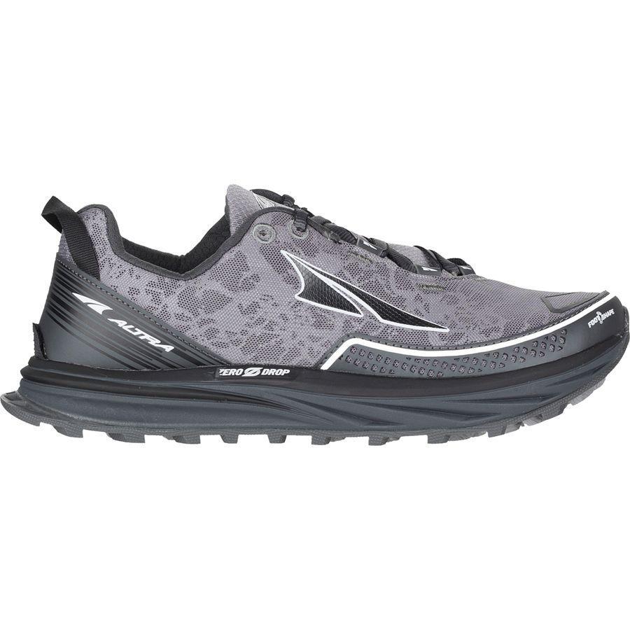 (取寄)アルトラ メンズ Timp トレイル ランニングシューズ Altra Men's Timp Trail Running Shoe Gray
