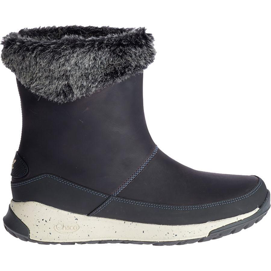 (取寄)チャコ レディース ボレアリス ミッド ブーツ Chaco Women Borealis Mid Boot Black