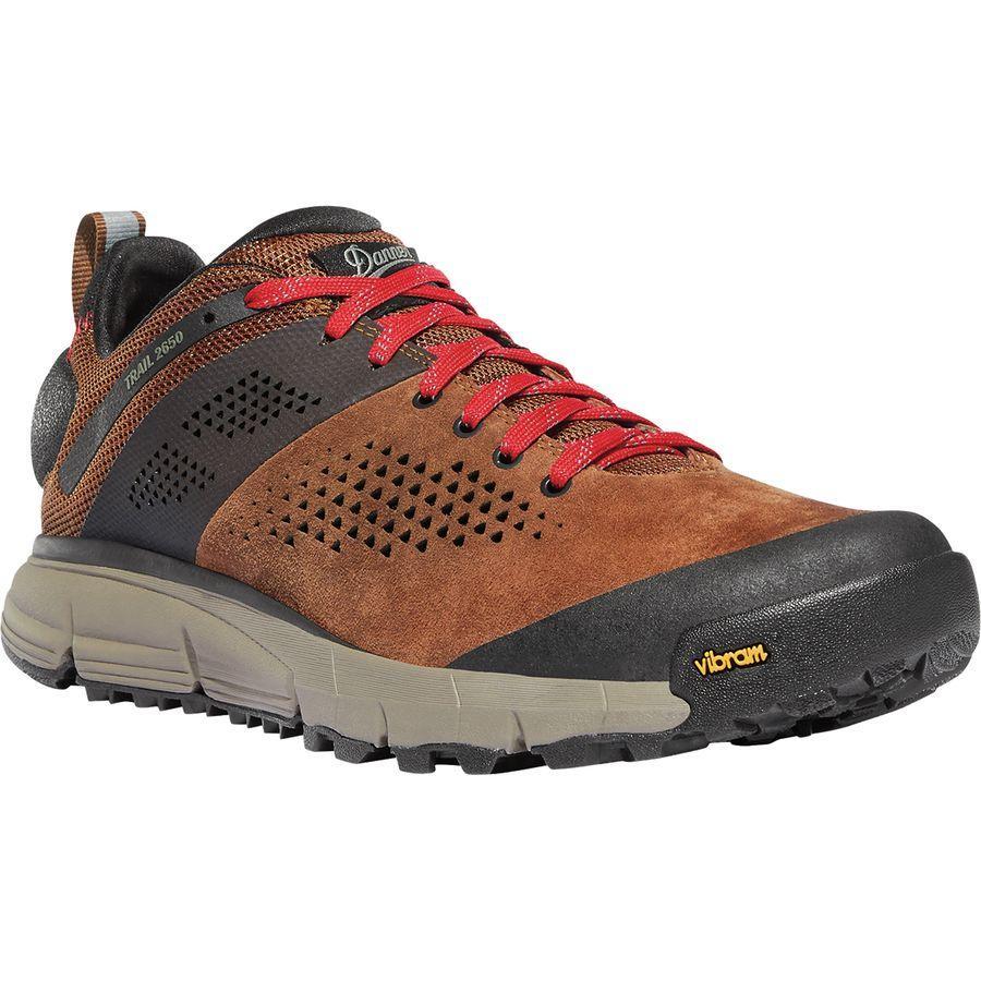 (取寄)ダナー メンズ トレイル 2650 ハイキングシューズ Danner Men's Trail 2650 Hiking Shoe Brown Red
