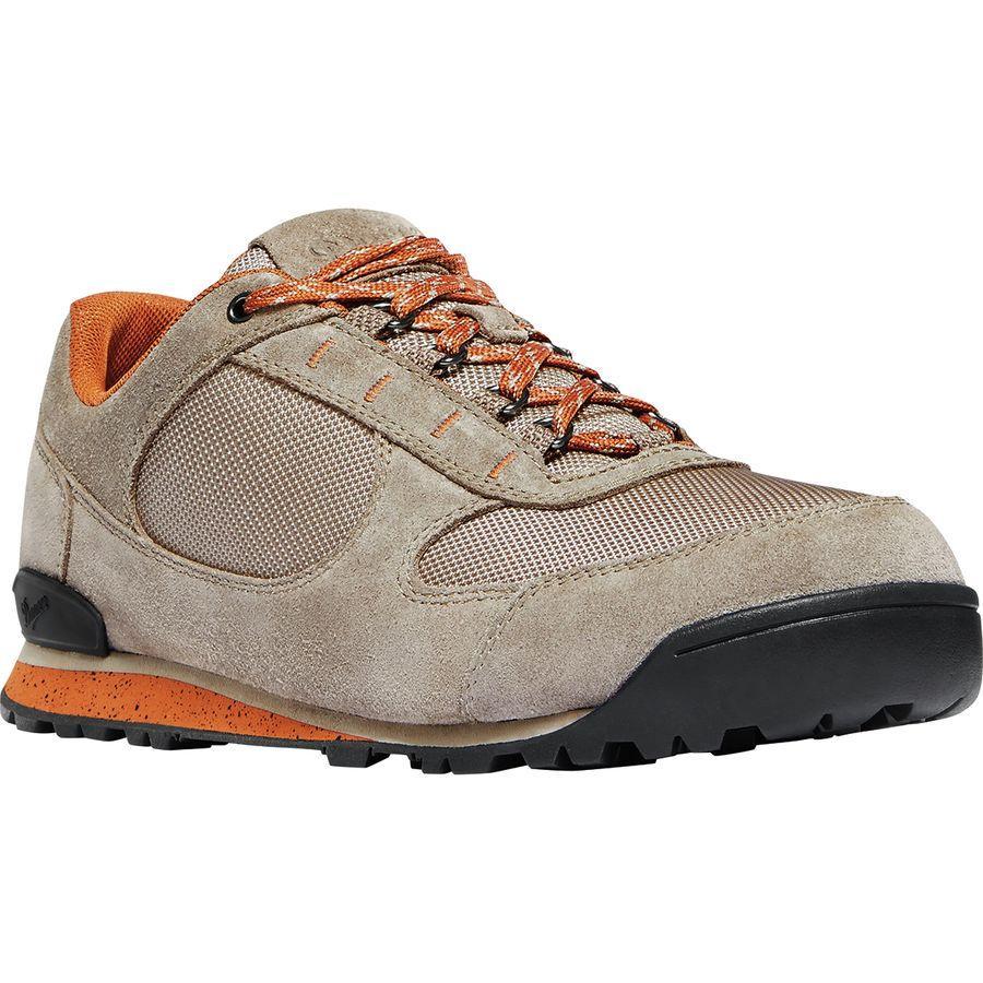 (取寄)ダナー メンズ ジャグ ロウ ハイキングシューズ Danner Men's Jag Low Hiking Shoe Timber Wolf/Glazed Ginger【outdoor_d19】