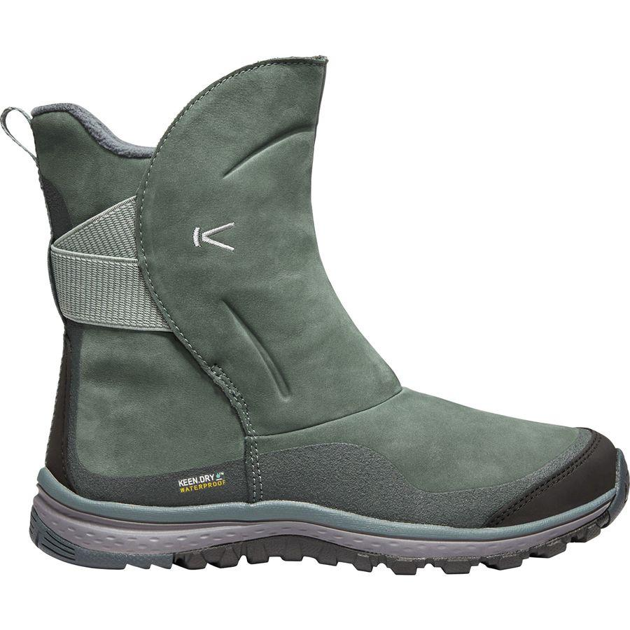 (取寄)キーン レディース ヴィンターテッラ リー ブーツ KEEN Women Winterterra Lea Boot Stormy Weather/Turbulence