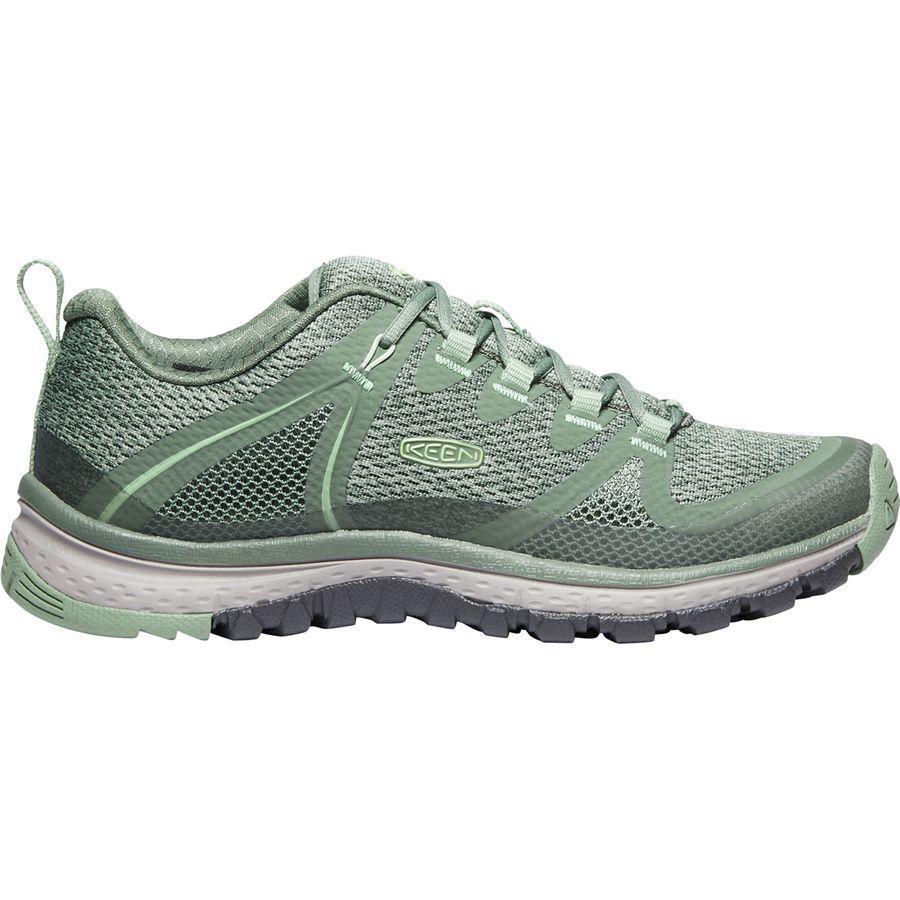 (取寄)キーン レディース テラドーラ ベント ハイキングシューズ KEEN Women Terradora Vent Hiking Shoe Laurel Wreath/Lily Pad