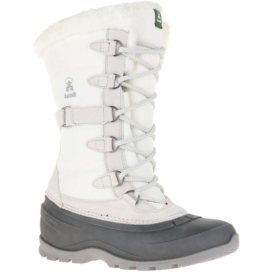 (取寄)カミック レディース スノバレー2 ブーツ Kamik Women SnoValley2 Boot White