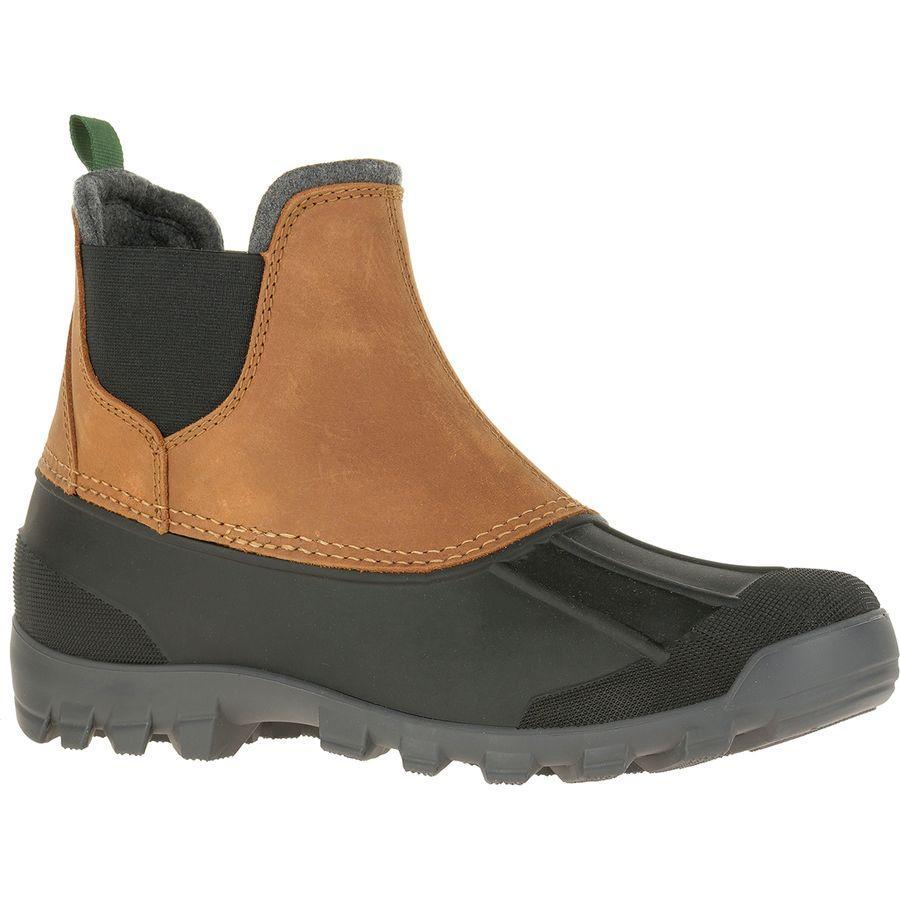 (取寄)カミック メンズ ハドソンC ブーツ Kamik Men's HudsonC Boot Tan