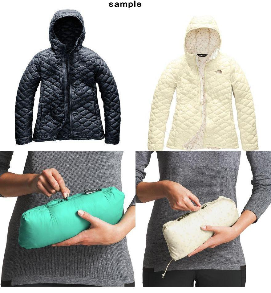 51c9a760bbdb (order) ノースフェイスレディースサーモボールフーデッドインサレーテッドジャケット The North Face Women Thermoball  Hooded Insulated Jacket Blue Wing Teal Blue ...
