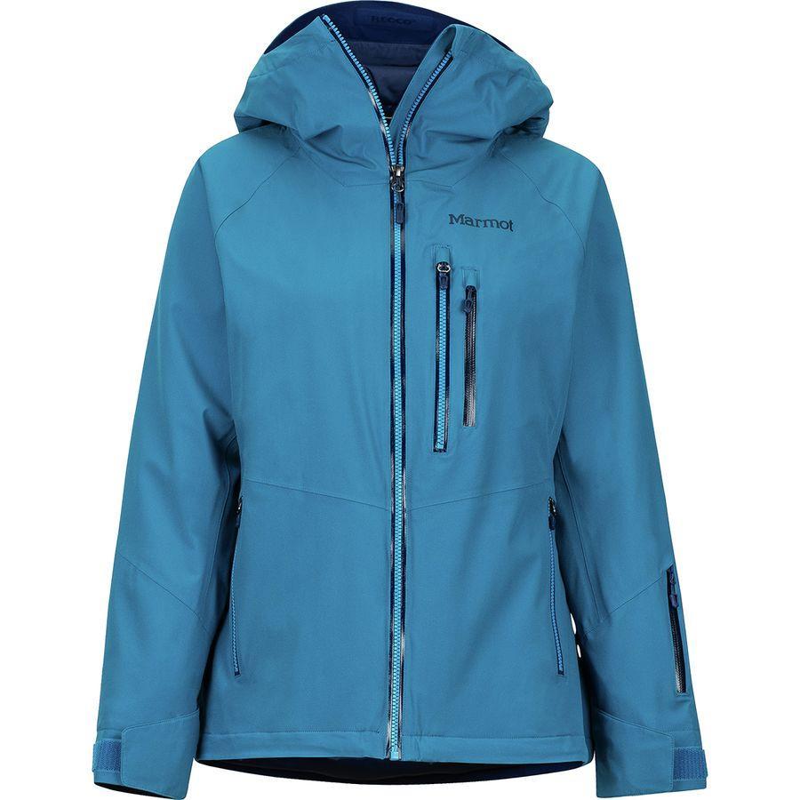 (取寄)マーモット レディース チレル ジャケット Marmot Women Cirel Jacket Sapphire