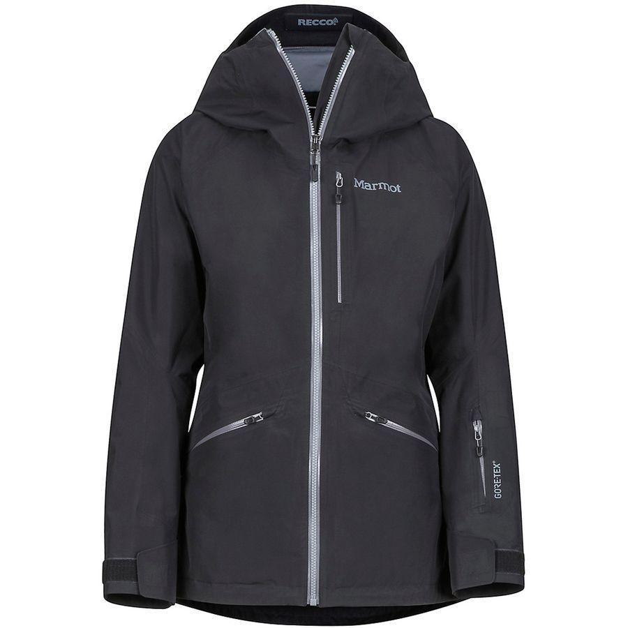 (取寄)マーモット レディース ライトレイ シェル ジャケット Marmot Women Lightray Shell Jacket Black