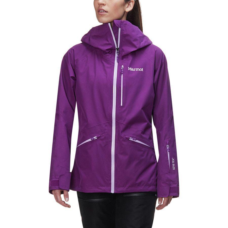 (取寄)マーモット レディース ライトレイ シェル ジャケット Marmot Women Lightray Shell Jacket Grape