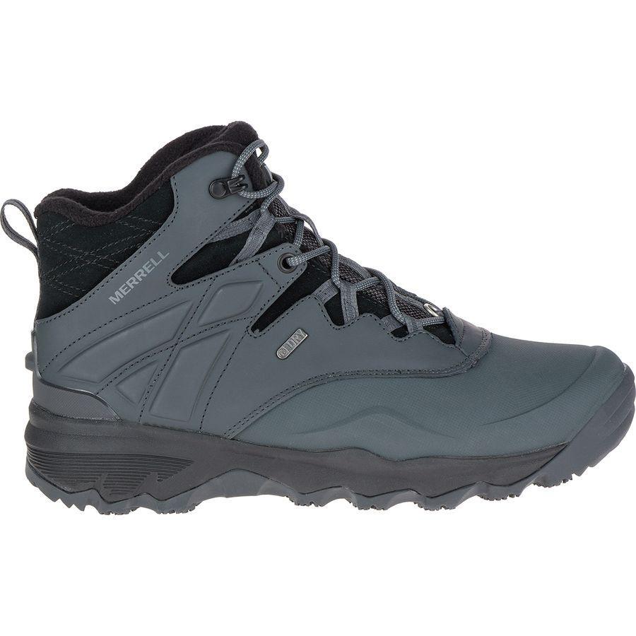 (取寄)メレル メンズ サーモ アドベンチャー アイス+ 6in ブーツ Merrell Men's Thermo Adventure Ice+ 6in Boot Granite