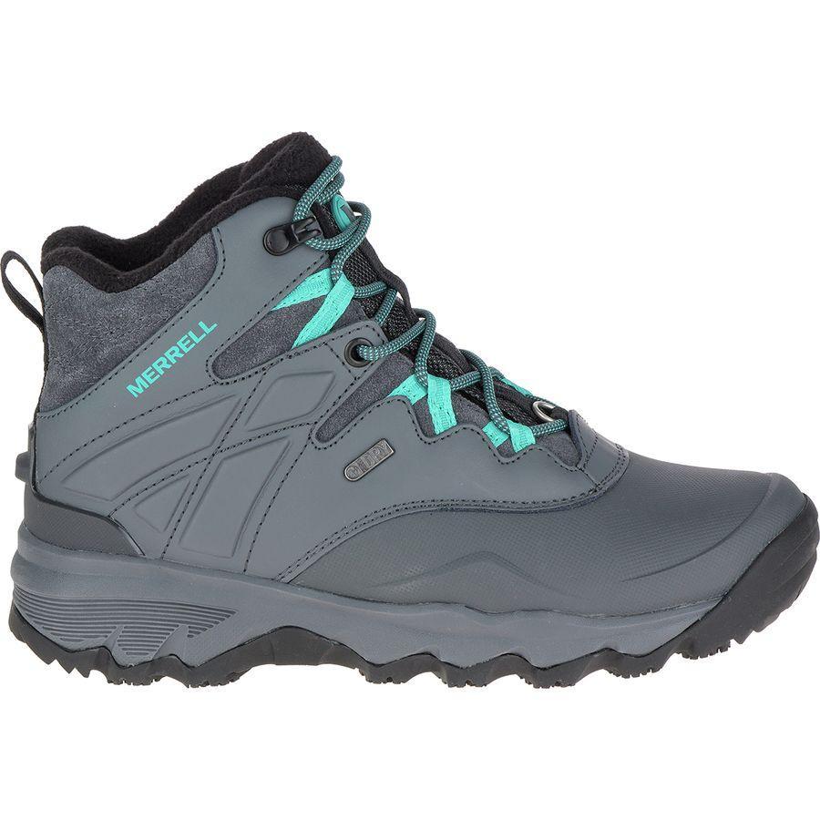 (取寄)メレル レディース サーモ アドベンチャー アイス+ 6in ブーツ Merrell Women Thermo Adventure Ice+ 6in Boot Castle Rock
