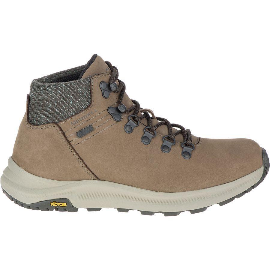 (取寄)メレル レディース オンタリオ ミッド ハイキング ブーツ Merrell Women Ontario Mid Hiking Boot Boulder