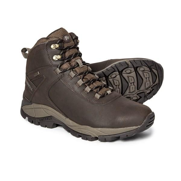 (取寄)メレル メンズ Vego ミッド LTR ハイキング ブーツ Merrell Men's Vego Mid LTR s Hiking Boot Espresso