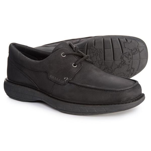 (取寄)メレル メンズ ワールド ビュー オックスフォード シューズ Merrell Men's World Vue Oxford Shoes Black