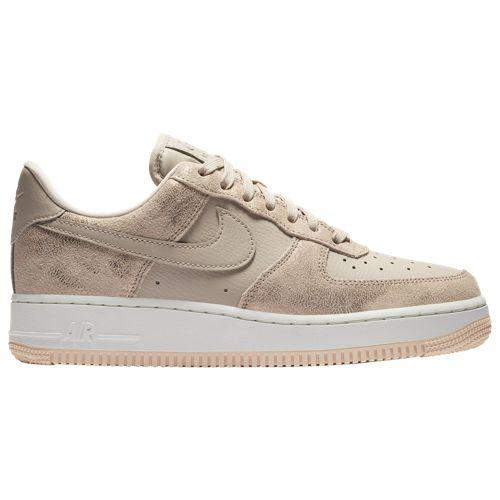 (取寄)ナイキ レディース エア フォース 1 '07 ミッド Nike Women's Air Force 1 '07 Mid Metallic Red Bronze Particle Beige White Crimson