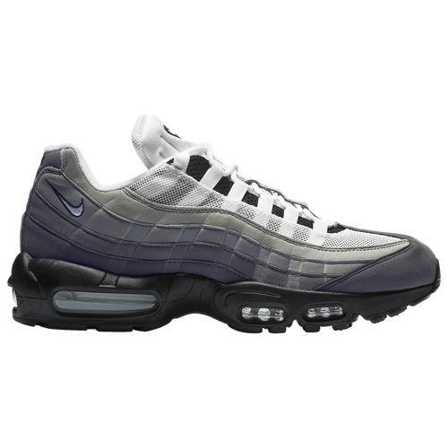 (取寄)ナイキ メンズ エア マックス 95 Nike Men's Air Max 95 Black White Granite Dust