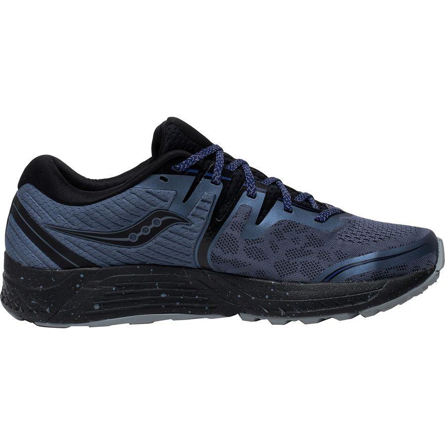 (取寄)サッカニー メンズ ガイド Iso 2 TR シューズ Saucony Men's Guide Iso 2 TR Shoe Slate/Blue
