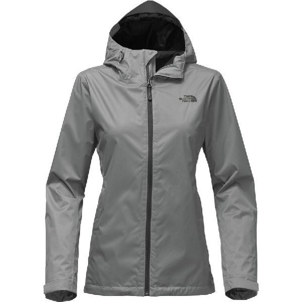 (取寄)ノースフェイス レディース アロウッド トリクラメイト フーデッド 3-In-1 ジャケット The North Face Women Arrowood Triclimate Hooded 3-In-1 Jacket Mid Grey Dobby
