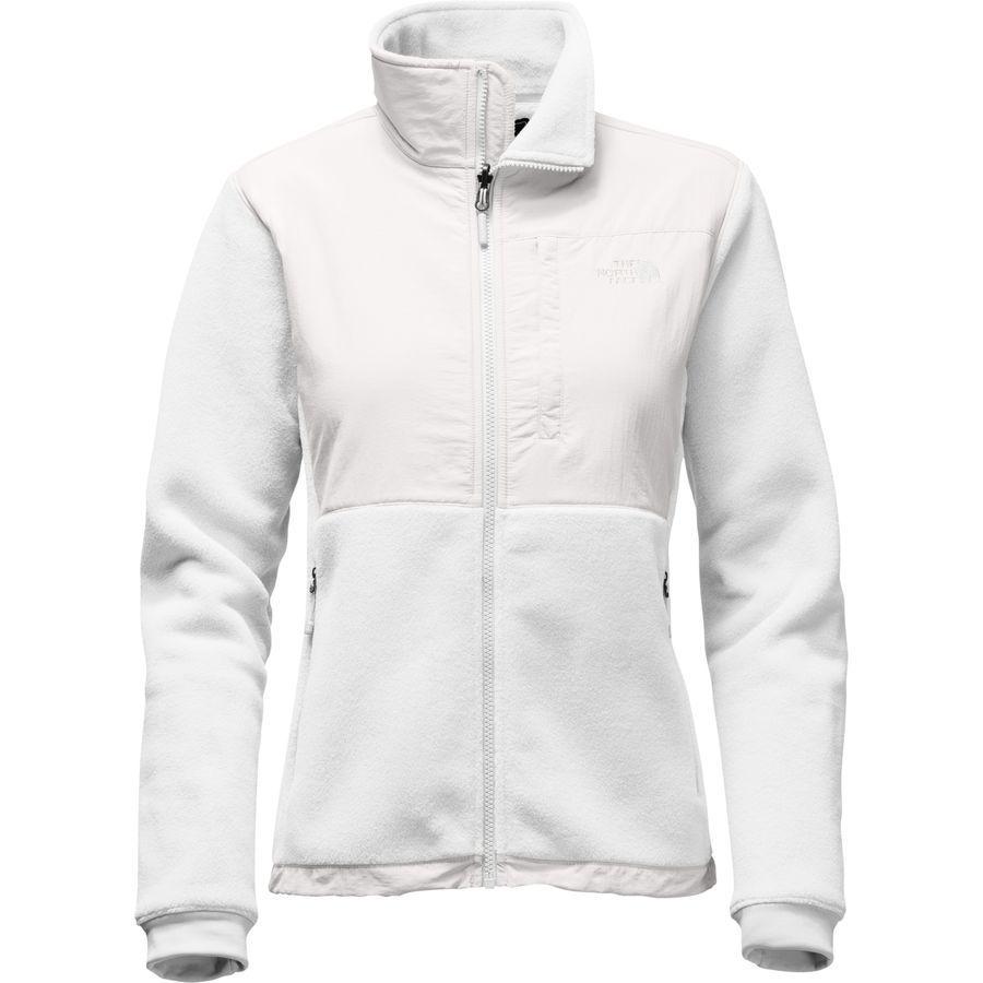 (取寄)ノースフェイス レディース デナリ 2 フリース ジャケット The North Face Women Denali 2 Fleece Jacket Tnf White