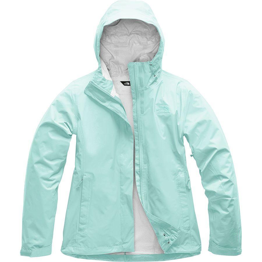 (取寄)ノースフェイス レディース ベンチャー 2 ジャケット The North Face Women Venture 2 Jacket Canal Blue