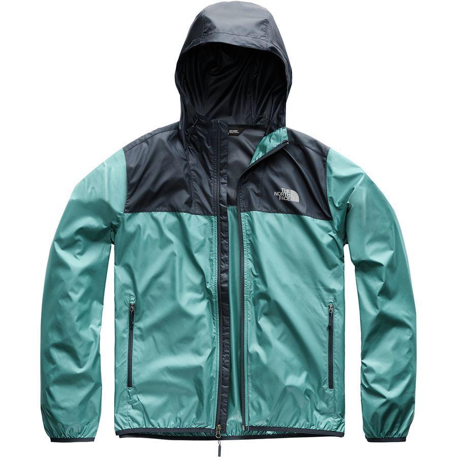 (取寄)ノースフェイス メンズ サイクロン 2 フーデッド ジャケット The North Face Men's Cyclone 2 Hooded Jacket Storm Blue/Urban Navy