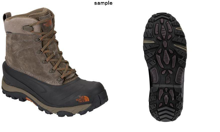 0a0caee2cfe (order) North Face men till cut 3 boots The North Face Men's Chilkat III  Boot Mudpack Brown/Bombay Orange