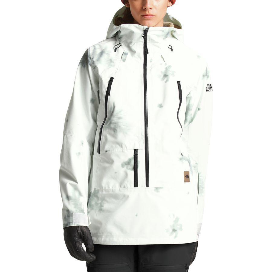 【クーポンで最大2000円OFF】(取寄)ノースフェイス レディース セプター アノラック ジャケット The North Face Women Ceptor Anorak Jacket Tnf White Snowcam Print【outdoor_d19】