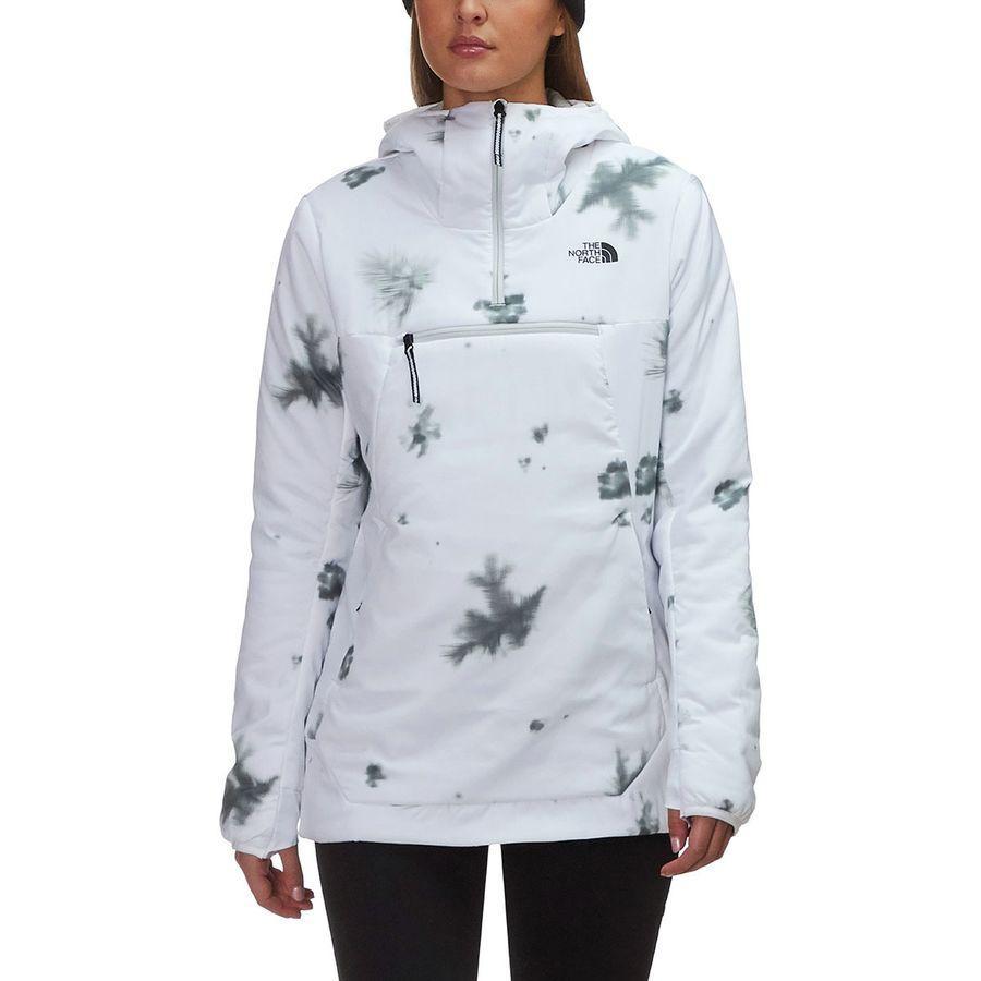 (取寄)ノースフェイス レディース ヴィニー ヴェントリックス プルオーバー ジャケット The North Face Women Vinny Ventrix Pullover Jacket Tnf White Snowcamito Print