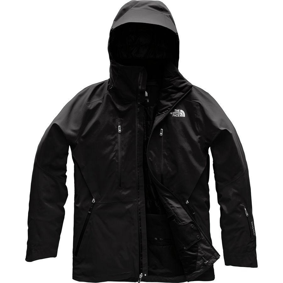 (取寄)ノースフェイス メンズ アノニム フーデッド ジャケット The North Face Men's Anonym Hooded Jacket Tnf Black