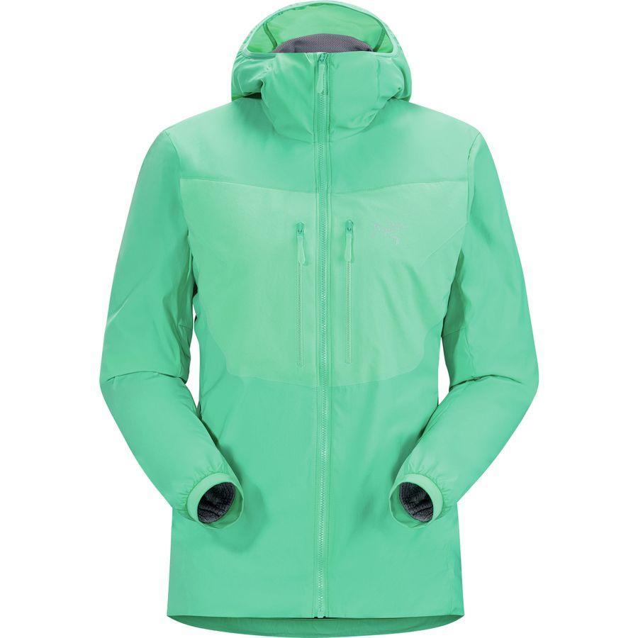 (取寄)アークテリクス レディース プロトン FL フーデッド ジャケット Arc'teryx Women Proton FL Hooded Jacket Dark Illucinate